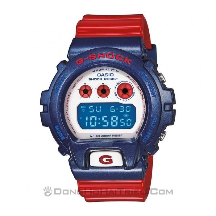 G-Shock Baby-G DW-6900AC-2DR 1