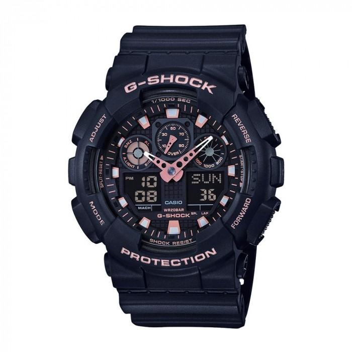 G-Shock Baby-G GA-100GBX-1A4DR 1
