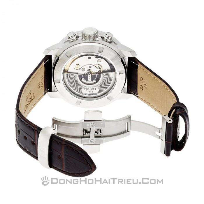 Tissot T055.427.16.017.00 Kính Sapphire, Bộ Máy Cơ (Automatic), Chronograph 3