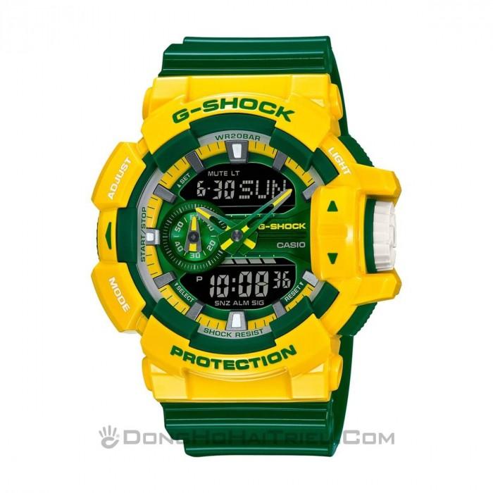 G-Shock Baby-G GA-400CS-9ADR, World Time 1