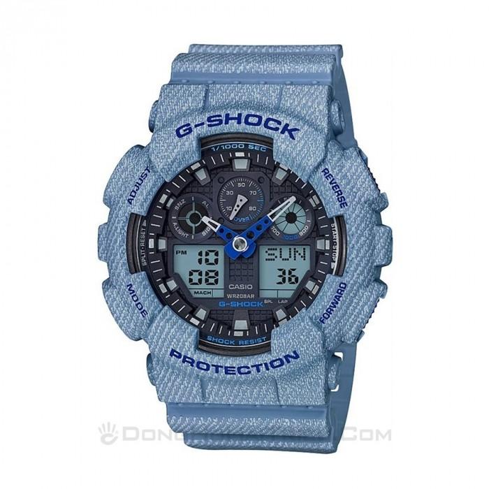 G-Shock Baby-G GA-100DE-2ADR 1