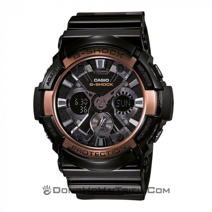 G-Shock Baby-G GA-200RG-1ADR, World Time 1