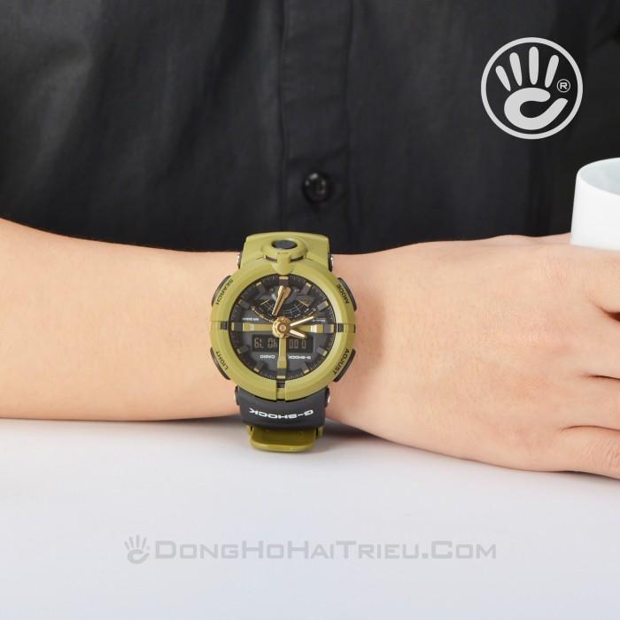 G-Shock Baby-G GA-500P-3ADR 2