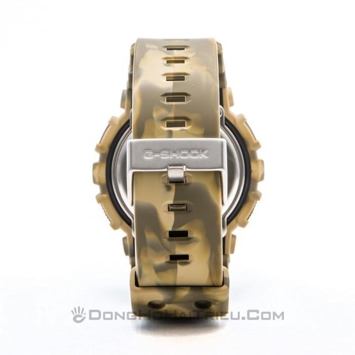 G-Shock Baby-G GA-100MM-5ADR, World Time 2