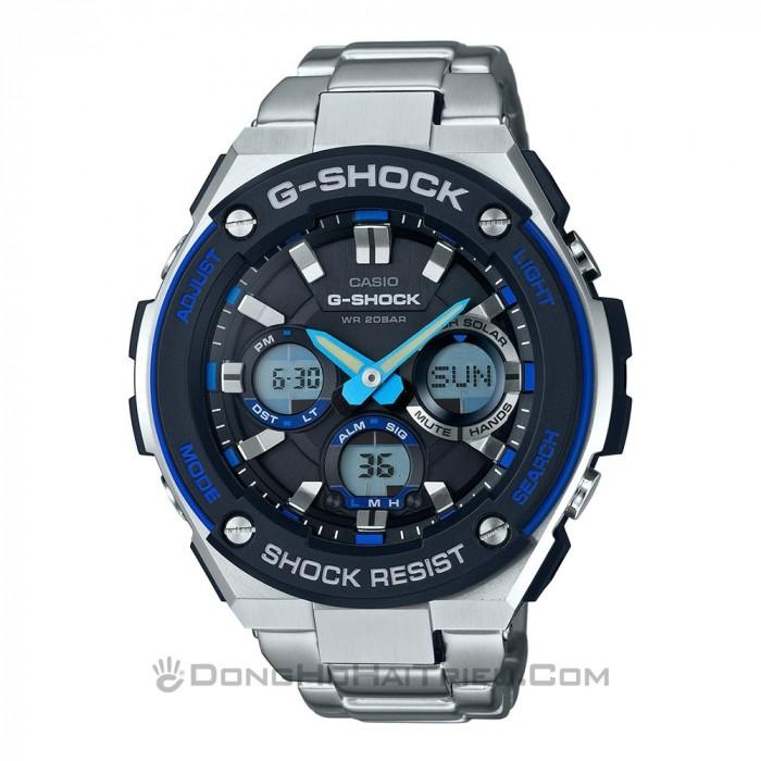 G-Shock Baby-G GST-S100D-1A2DR, Bộ Máy Năng Lượng Ánh Sáng 1
