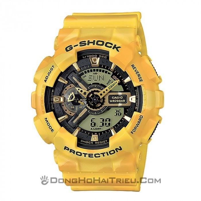 G-Shock Baby-G GA-110CM-9ADR, World Time 1