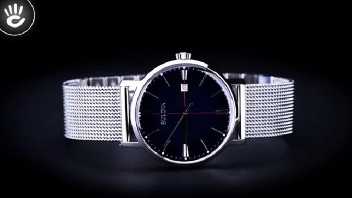 Review đồng hồ Bulova 96B289: Sản phẩm cao cấp từ Thụy Sỹ - Ảnh 1