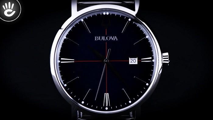 Review đồng hồ Bulova 96B289: Sản phẩm cao cấp từ Thụy Sỹ - Ảnh 2