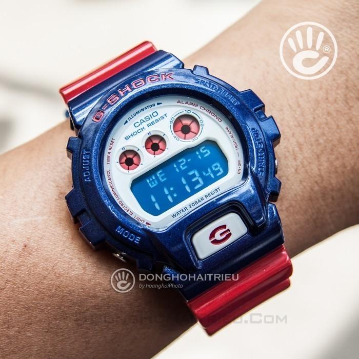 G-Shock Baby-G DW-6900AC-2DR 2