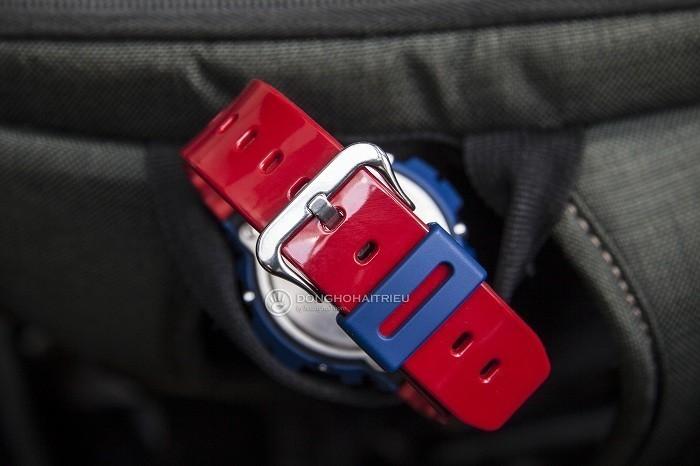G-Shock DW-6900AC-2DR, cá tính thể thao độc đáo khó chối từ - Ảnh 3