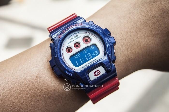 G-Shock DW-6900AC-2DR, cá tính thể thao độc đáo khó chối từ - Ảnh 6