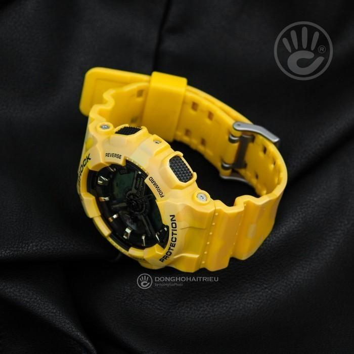 G-Shock Baby-G GA-110CM-9ADR, World Time 5