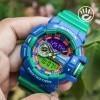 G-Shock Baby-G GA-400-2ADR, World Time 9