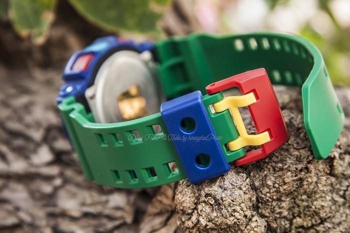 Review đồng hồ G Shock GA-400-2ADR: Tấm vé trở về tuổi thơ - Ảnh 3