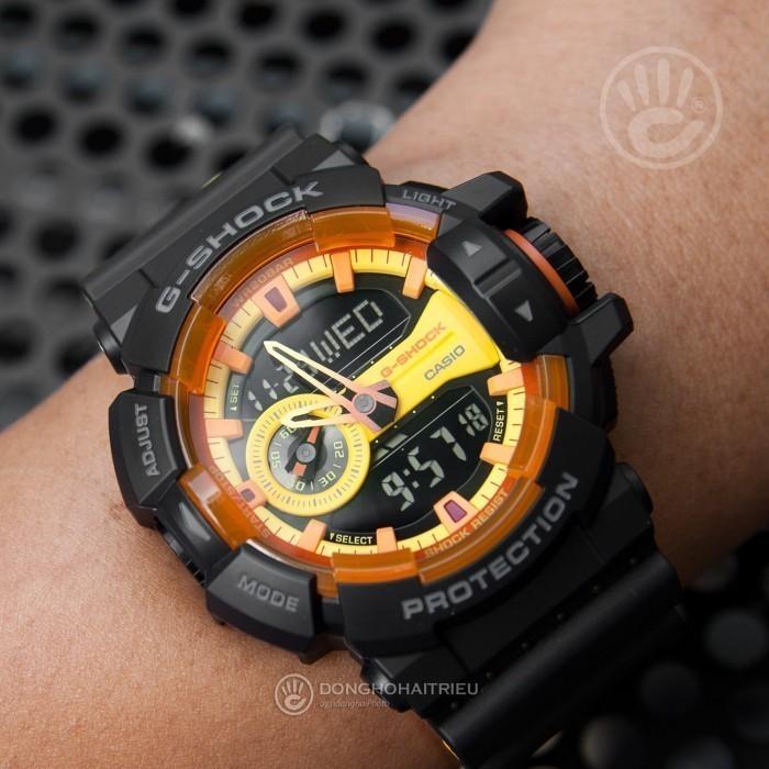 G-Shock Baby-G GA-400BY-1ADR 2