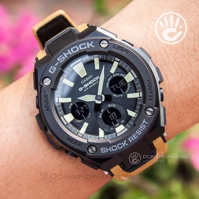 G-Shock GST-S120L-1BDR, Bộ Máy Năng Lượng Ánh Sáng 2