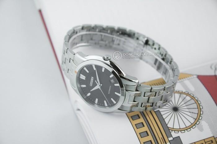Review đồng hồ Citizen NB0020-55E: Dáng vẻ nam tính mạnh mẽ - Ảnh 1