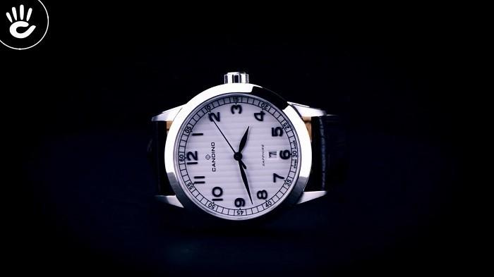 Candino C4506/1 Theo đuổi sự lịch lãm với mặt kính Sapphire - Ảnh 1