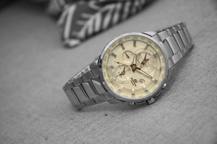 Review đồng hồ Casio ETD-310D-9AVUDF: Đa năng và thời trang. - Ảnh: 2