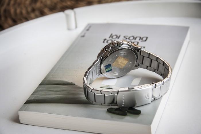 Review đồng hồ Casio ETD-310D-9AVUDF: Đa năng và thời trang. - Ảnh: 3