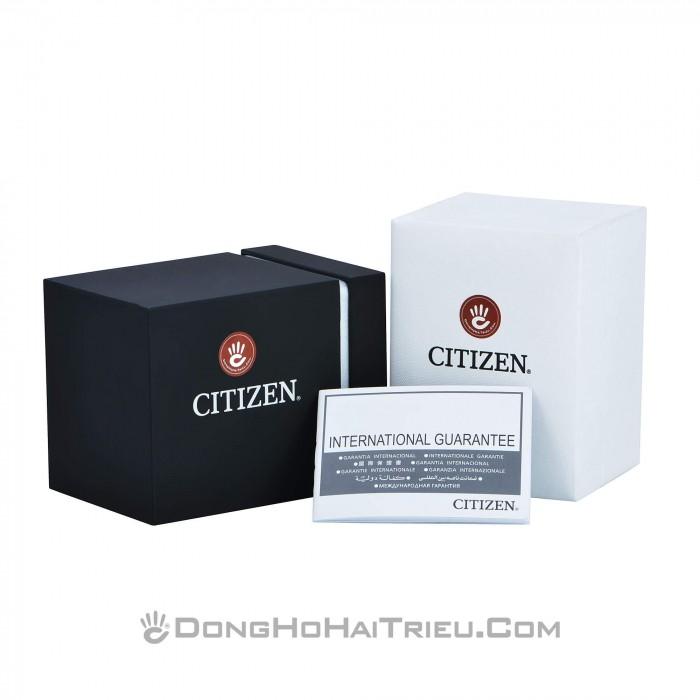 Đồng hồ Citizen EM0433-87D Kính Sapphire, Bộ Máy Năng Lượng Ánh Sáng 7