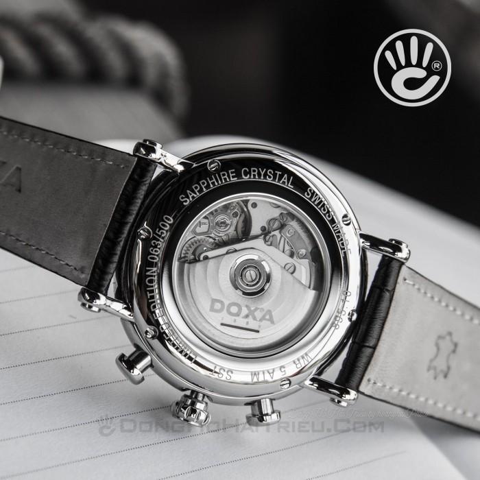 Doxa 895.10.102.01 Kính Sapphire, Bộ Máy Cơ (Automatic), Chronograph 6
