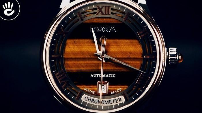 Review đồng hồ Doxa D198RTE phiên bản giới hạn chỉ 800 cái - Ảnh 2