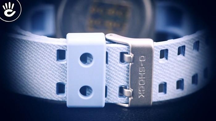 Review đồng hồ G Shock GA-100DE-2ADR: Gọn nhẹ và thời trang - Ảnh 3