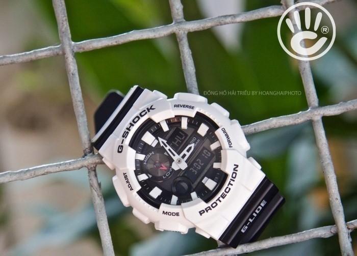 Đồng hồ G-Shock GAX-100B-7ADR mức chống nước để đi lặn biển - Ảnh 1