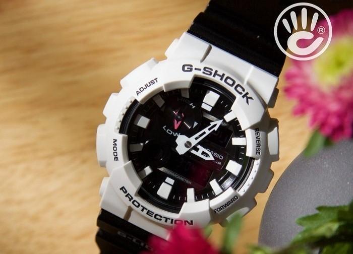 Đồng hồ G-Shock GAX-100B-7ADR mức chống nước để đi lặn biển - Ảnh 2