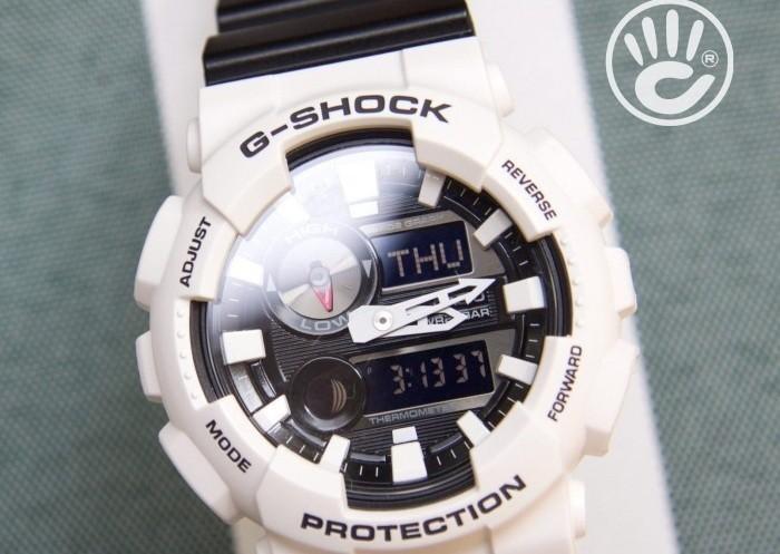 Đồng hồ G-Shock GAX-100B-7ADR mức chống nước để đi lặn biển - Ảnh 4