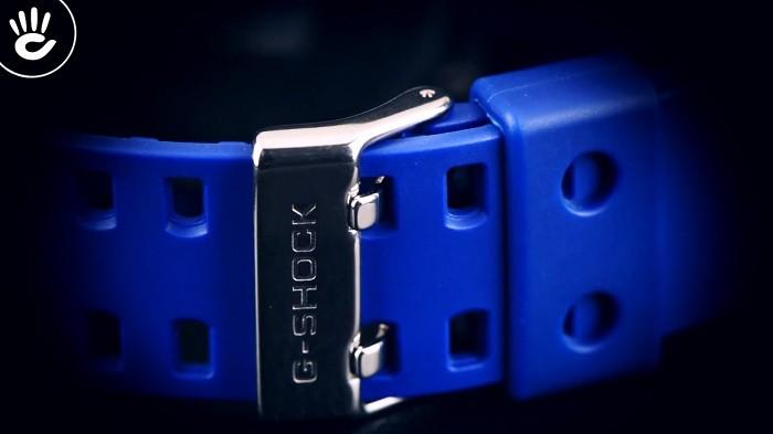 Đồng hồ G-Shock GD-120TS-2DR sắc xanh đem đến cá tính riêng - Ảnh 3