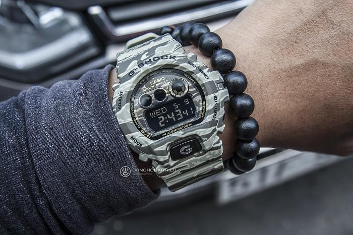 Review đồng hồ G-Shock GD-X6900CM-5DR thời lượng pin 10 năm - Ảnh 1