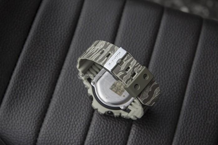Review đồng hồ G-Shock GD-X6900CM-5DR thời lượng pin 10 năm - Ảnh 3