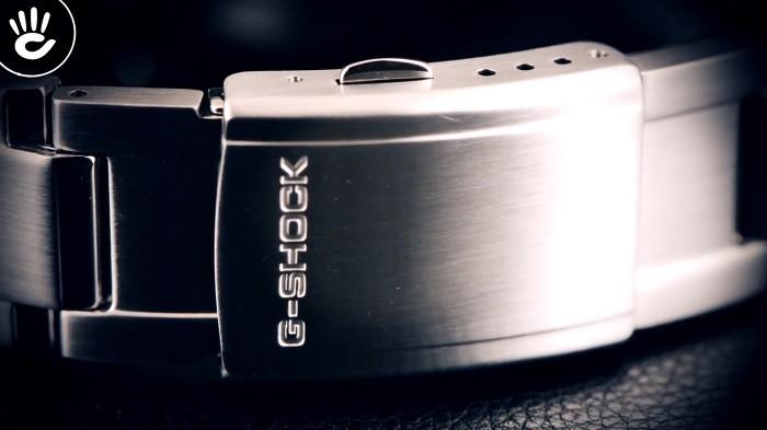 Review đồng hồ G-Shock GST-S310D-1A9DR: Sang trọng mạnh mẽ - Ảnh 3