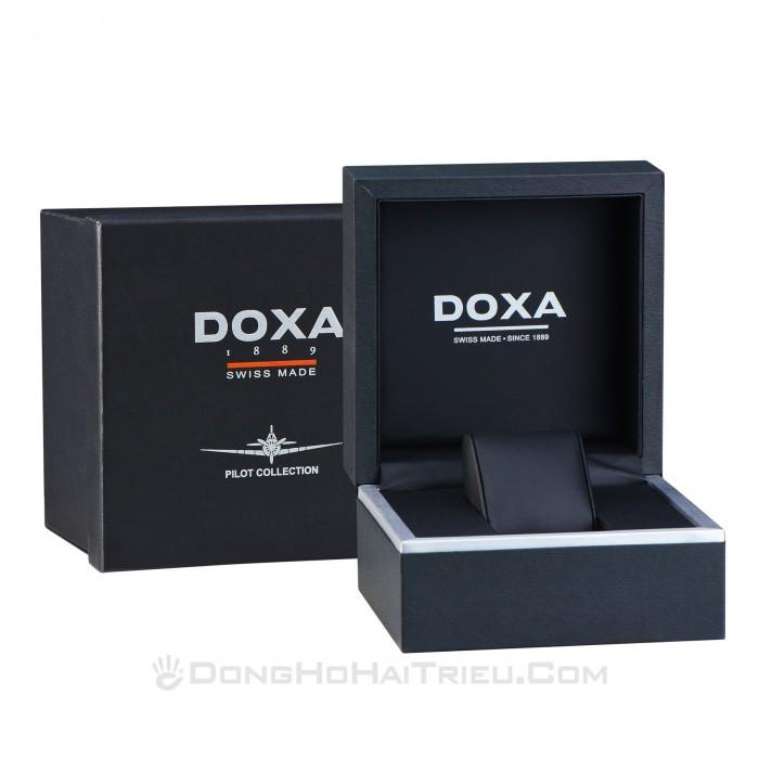 Doxa D212GBK Kính Sapphire, Bộ Máy Cơ (Automatic) 10