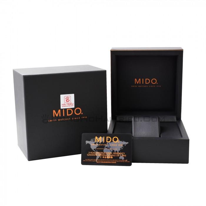 Mido M027.407.11.010.00 Kính Sapphire, Bộ Máy Cơ (Automatic) 2