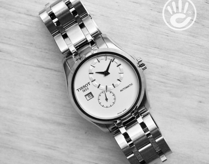 Review đồng hồ Tissot T035.428.11.031.00 bộ máy automatic - Ảnh 1