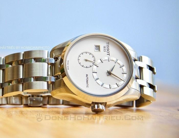 Review đồng hồ Tissot T035.428.11.031.00 bộ máy automatic - Ảnh 2