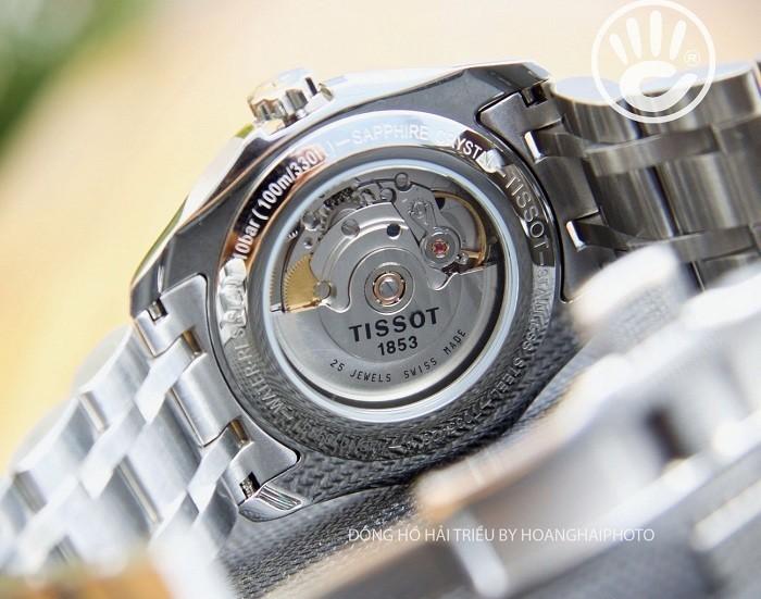 Review đồng hồ Tissot T035.428.11.031.00 bộ máy automatic - Ảnh 4