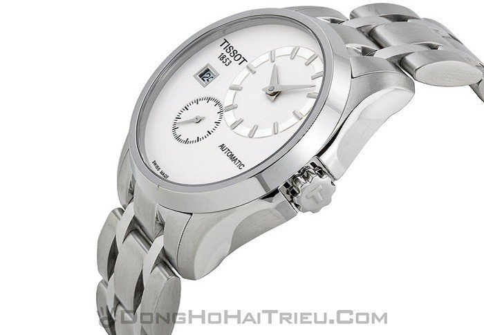 Review đồng hồ Tissot T035.428.11.031.00 bộ máy automatic - Ảnh 5