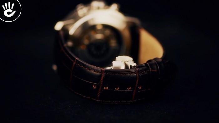 Review đồng hồ Tissot T055.427.16.017.00: Cao cấp lịch lãm - Ảnh 3