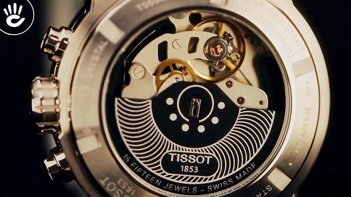Review đồng hồ Tissot T055.427.16.017.00: Cao cấp lịch lãm - Ảnh 4