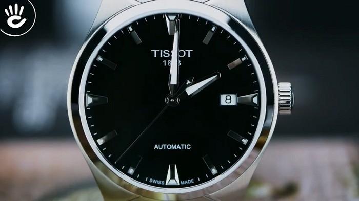 Đồng hồ Tissot T060.407.11.051.00 phiên bản của sự tối giản - Ảnh 2