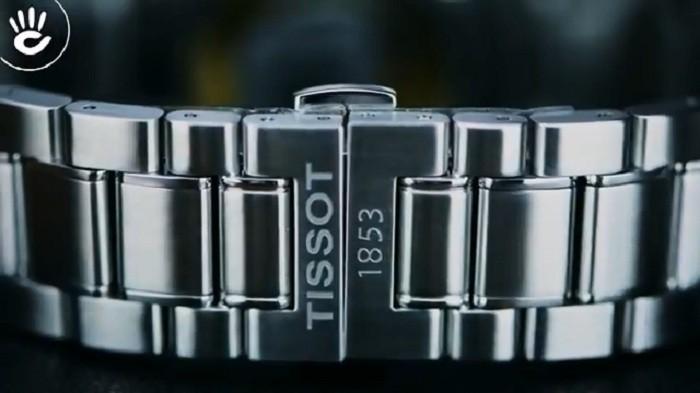 Đồng hồ Tissot T060.407.11.051.00 phiên bản của sự tối giản - Ảnh 3