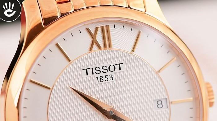 Review đồng hồ Tissot T063.428.33.038.00: Nổi bật đẳng cấp - Ảnh 2