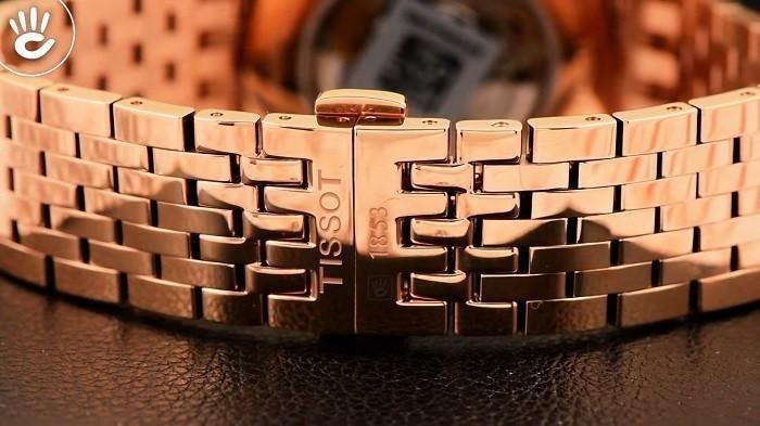 Review đồng hồ Tissot T063.428.33.038.00: Nổi bật đẳng cấp - Ảnh 3
