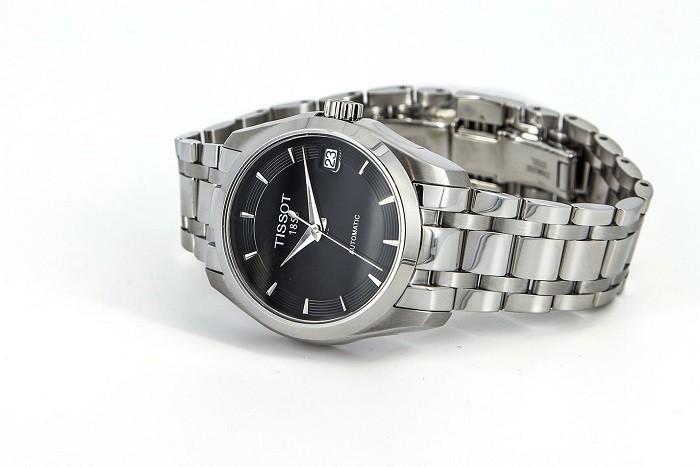 Đồng hồ Tissot T101.207.11.051.00: Vẻ ngoài đầy nam tính - Ảnh 2