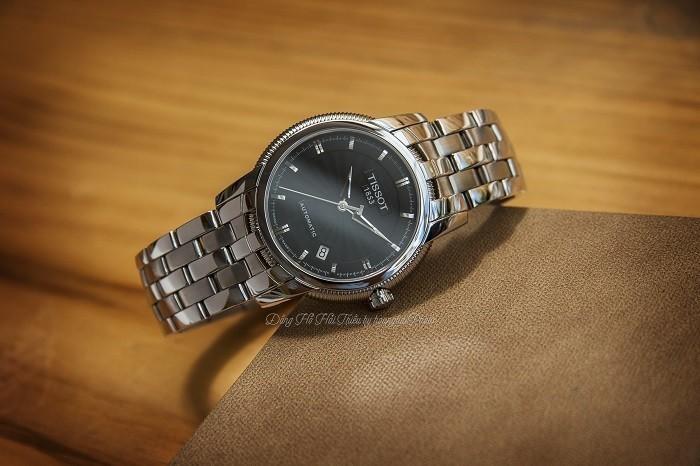 Review đồng hồ Tissot T97.1.483.51: Vẻ đẹp vượt thời gian - Ảnh 2