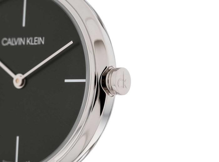Review đồng hồ Calvin Klein K8NX3UB1: Sắc đen quyến rũ bí ẩn -Ảnh 3